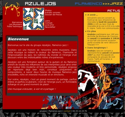 capture du site azulejos-jazz.com